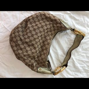 Gucci hobo handbag